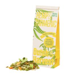 Dutch Harvest hennepthee Hemp Turmeric