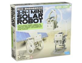 Bouwpakket 3-in-1 solar robot 8+