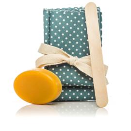 DIY Wax Wrap kit vegan - Tabitha Eve