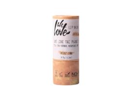 Lippenbalm Velvet Extra Care - We Love the Planet - lichte perzikkleur