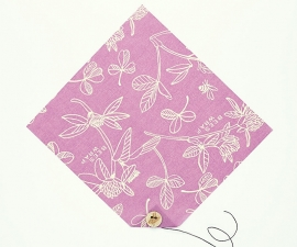 Sandwich wrap - Bee's Wrap bijenwasdoek Purple