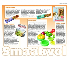 NoordHollands Dagblad - FoodHuggers