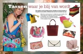 Onze Suus online magazine juli 2013 - Badmutstoilettas rubber en vilten smartphonehoes