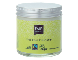 Fair Squared Lime Foot Freshener