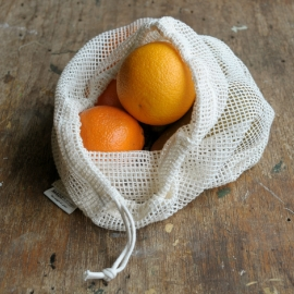 Reusable fruit and vegetable bags Re-Sack Net  x 2