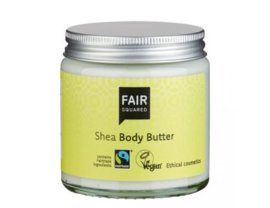 Fair Squared Shea Body Butter