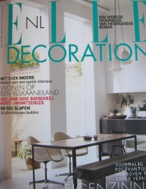 Elle Decoration NL september 2012