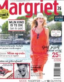 Margriet 26 2014 - Arteria boekensteun