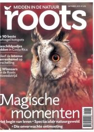 Roots magazine oktober 2013 - afbreekbaar vaatdoekje