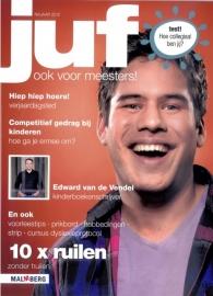 Blom van Jurianne Matter in Juf magazine najaar 2012