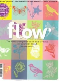 Flow magazine april 2013 - Lectuurbak Old News van Creatables