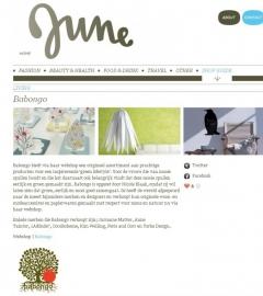 Follow June