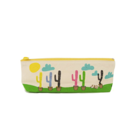 Pencil case Cactus - Fluf