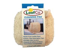 LoofCo schoonmaaksponsje van loofah