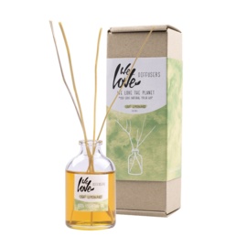 We Love The Planet diffuser 50ml Light Lemongrass
