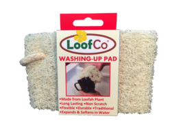 LoofCo afwasspons van loofah