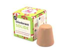Deodorant Bergamot & Geranium van Lamazuna