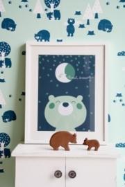 A3 poster Sweet Dreams - BORA illustraties