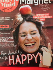Margriet Body & Mind special 2016 - sojageurkaars