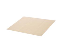 herbruikbaar bakpapier vel 40 x 33cm