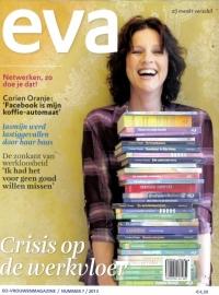 Eva magazine augustus 2013 - Adonde Bureauset