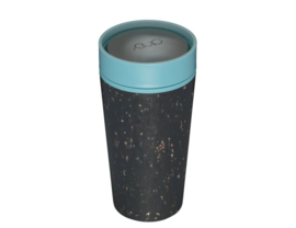 rCUP herbruikbare to-go beker 340ml