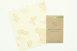 Bee's Wrap bijenwasdoek - medium