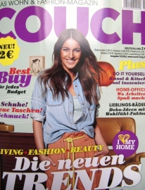 Old News lectuurmand in Couch Magazin 09 2012