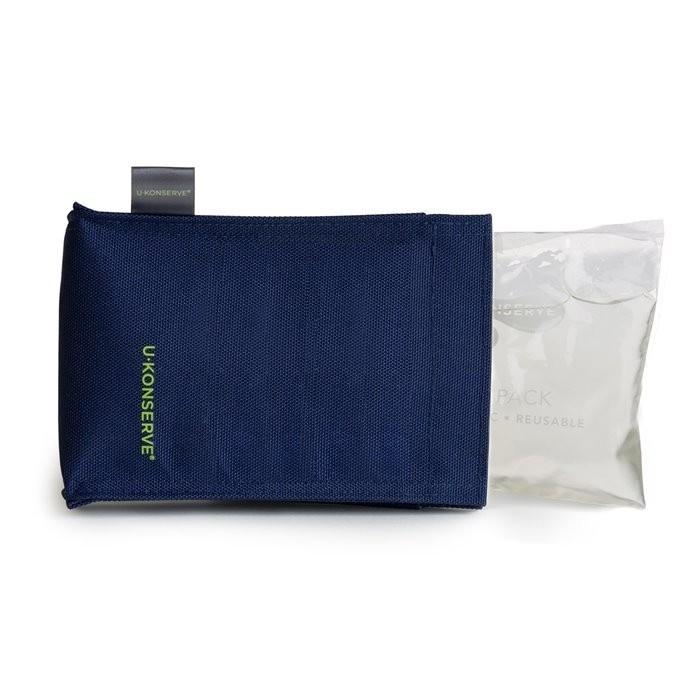 Ice Pack met donkerblauwe hoes U-Konserve
