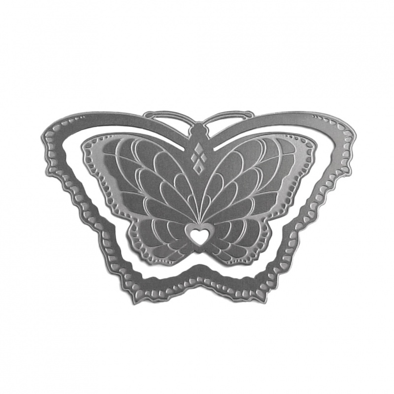 Cupid paperclip / bookmark Butterfly