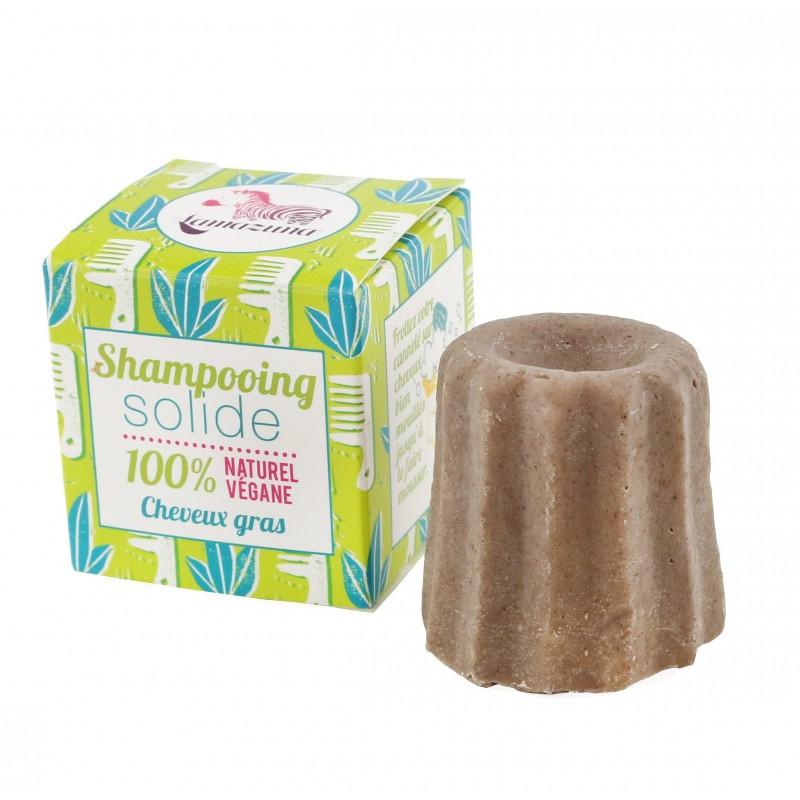 Shampoo bar voor vet haar van Lamazuna