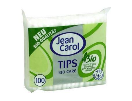 wattenstaafjes van biokatoen - Jean Carol