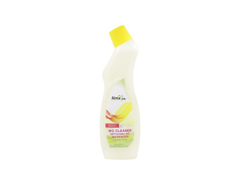 wc reiniger citroen in gerecycled plastic fles - Almawin