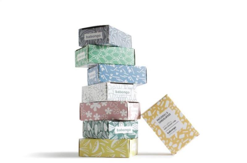Voordeelpakket van 20 Babongo soapbars naar keuze