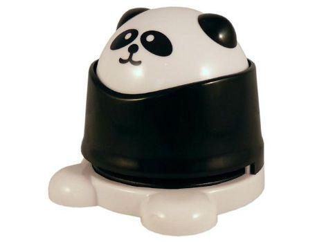 Nietloze nietmachine Panda van gerecycled plastic