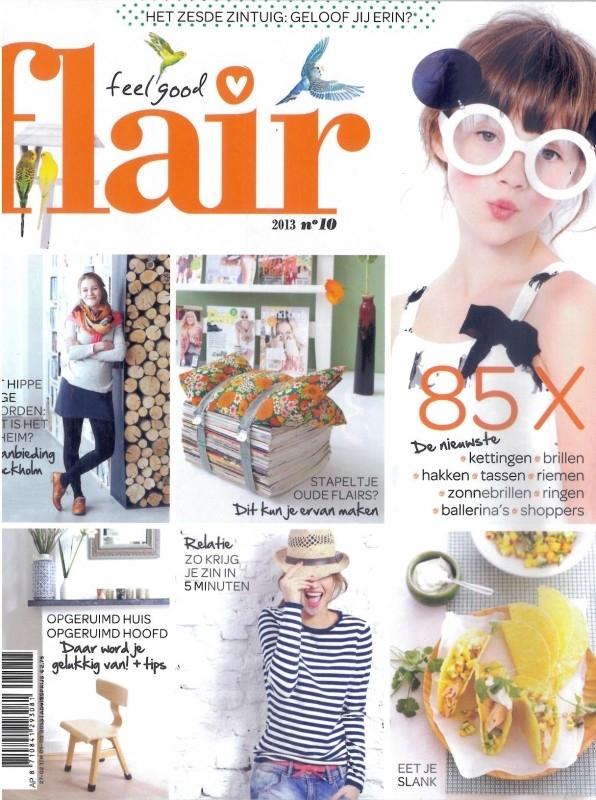 Flair nummer 10 2013 - Kim Welling - Instant Comfort Pocket boxes