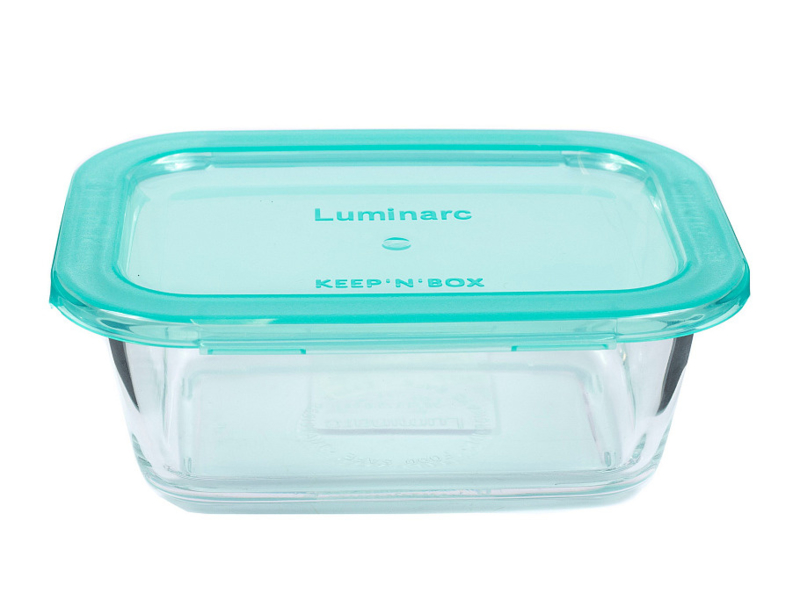 Luminarc bewaardoos van glas - 1970ml