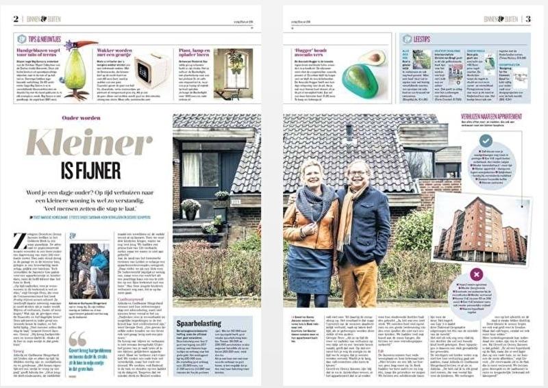 Diverse regionale dagbladen - AvocadoHuggers