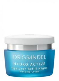 Hyaluron Refill Night Cream