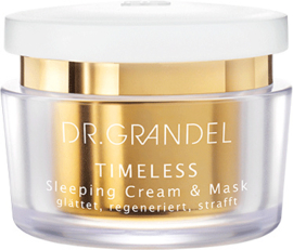 Sleeping Cream & Mask