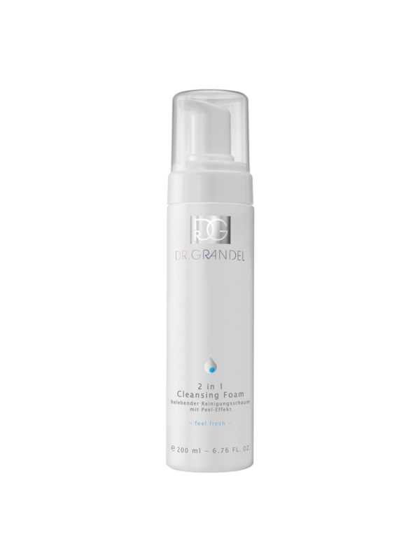 2 in 1 Cleansing Foam