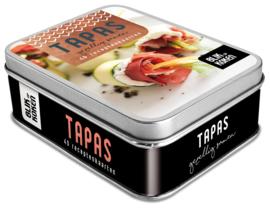 Blik op koken Tapas