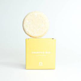Shampoo bar Citroen voor vet haar