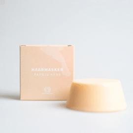 Shampoo Bar Papaja Kers haarmasker