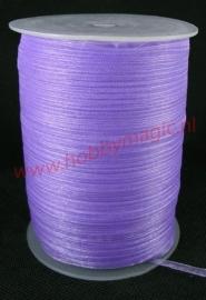 Organza lint 6mm lila