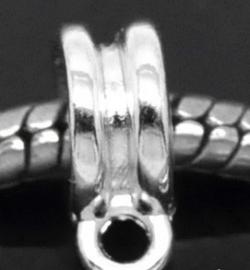 Kraal met oog gat 5mm