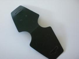 10  Sieraden Displays Kaarten voor armband ketting of oorbellen