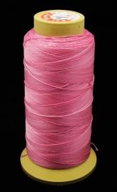 sterke rijgkoord roze 0.5mm 5meter