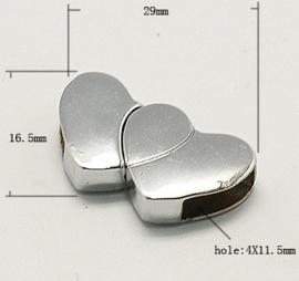 magneetslot hart