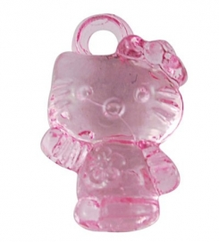 Bedel hello kitty roze